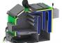 Moderator Unica Sensor 30 KW твердотопливный котел - 1